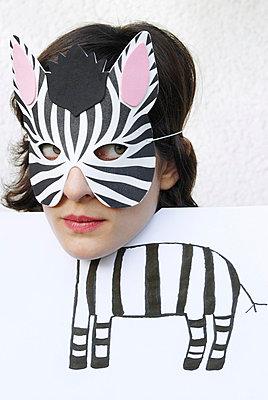 Zebra - p5200068 von Jasmin Noé