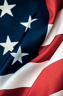 American flag - p971m931427 by Reilika Landen