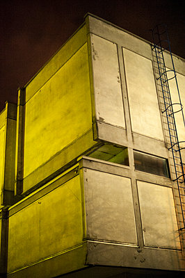 Corner of a building - p1320m1148664 by Matija Brumen