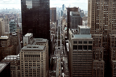 Manhattan Häuserschluchten - p1439m1496562 von Saskia Uppenkamp