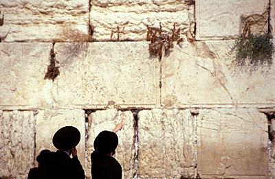 Die Klagemauer - p2200200 von Kai Jabs