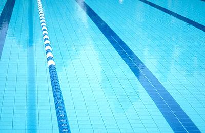 Indoor pool - p3000388f by Achim Sass