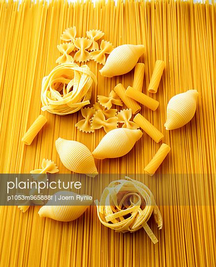 Pasta - p1053m965888f by Joern Rynio