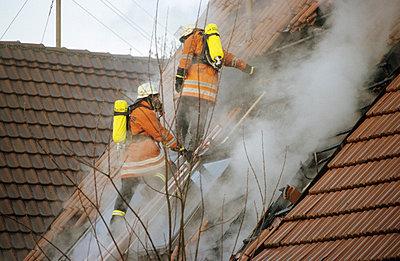 Feuerwehreinsatz - p0460588 von Hexx