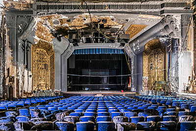 Abandoned theater - p1440m1497510 by terence abela