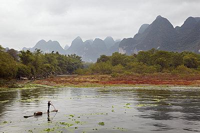 Landschaft - p1294m1159568 von Sabine Bungert