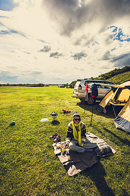 Camping inSkaftafell, Iceland - p1084m986813 by Operation XZ