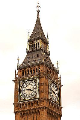 Big Ben - p1205m1464442 von Horst Friedrichs