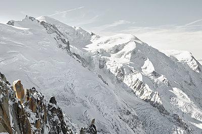 Mont Blanc - p1294m1159605 von Sabine Bungert