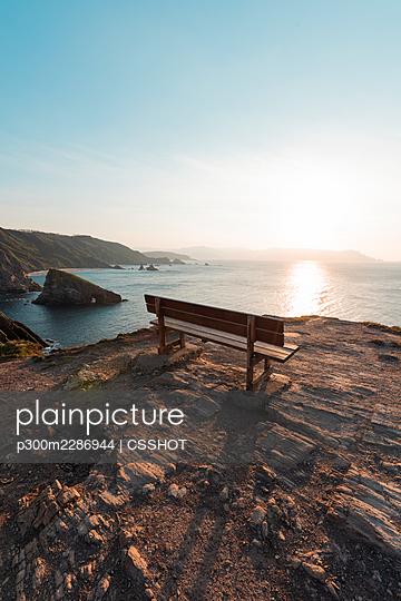 Costa Xuncos, Galicia, Spain - p300m2286944 von CSSHOT