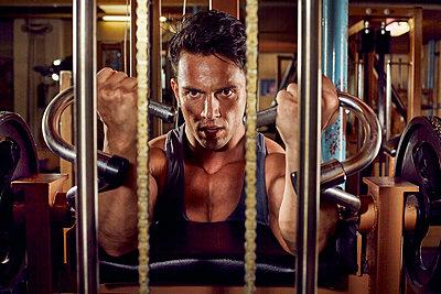 Bodybuilding - p1200m1161376 von Carsten Görling