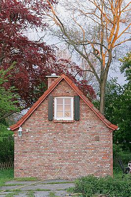 Eigenheim per Bausparvertrag - p1650384 von Andrea Schoenrock