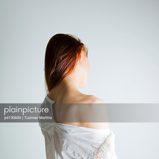 Depressed woman - p4130609 by Tuomas Marttila