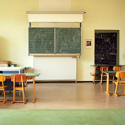 Klassenzimmer - p4860039 von anneKathringreiner