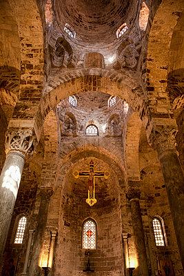 Chiesa della Martorana in Palermo - p382m2164343 von Anna Matzen