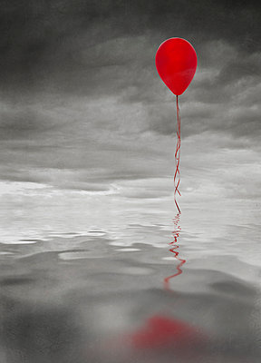 Ballon - p1280m1091663 von Dave Wall