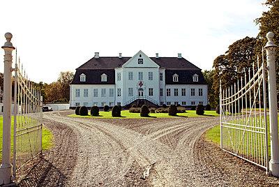 Gutshaus - p382m907195 von Anna Matzen