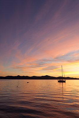 Sonnenuntergang - p1358m1526092 von Nolting