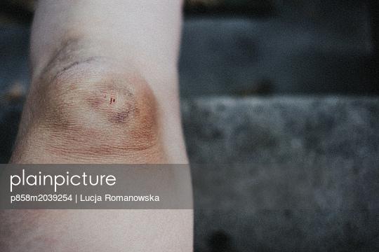 Sturz - p858m2039254 von Lucja Romanowska