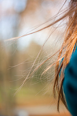 Long hair in the wind - p1293m1193489 by Manuela Dörr