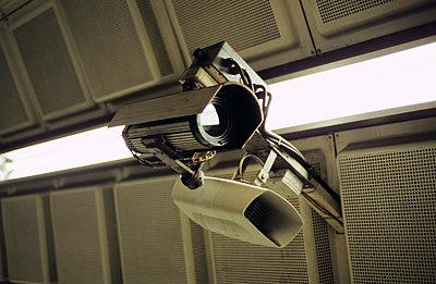 Video-Überwachung - p2850056 von Jens Müller