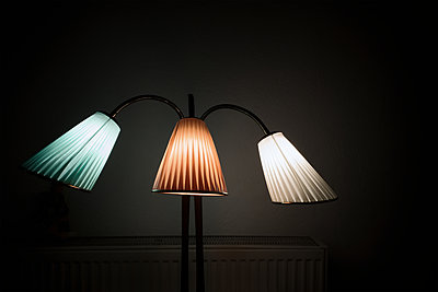 Vintage lamp shades - p1578m2178865 by Marcus Hammerschmitt