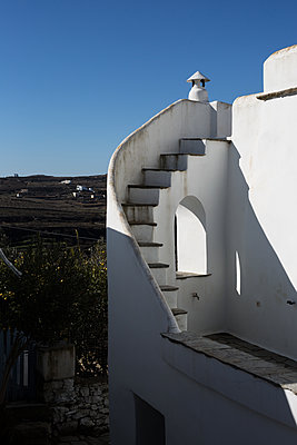 White Stairs - p940m1201374 by Bénédite Topuz
