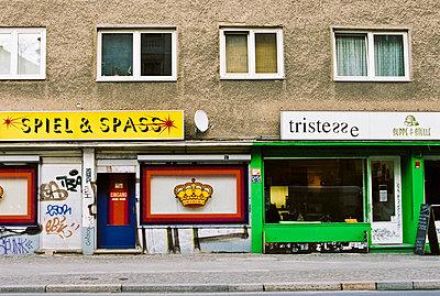 Spiel & Spass; Tristesse - p9410099 von lina gruen