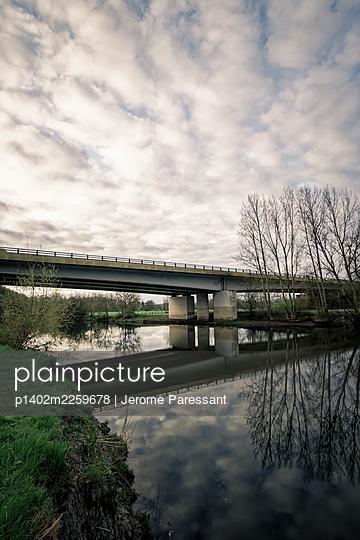 Pont du Cadre noir - p1402m2259678 by Jerome Paressant