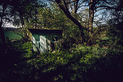 Cabin - p1088m1039877 by Martin Benner