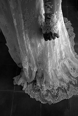 Vintage wedding dress - p1521m2126561 by Charlotte Zobel