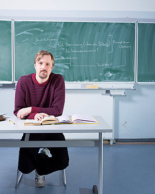 Lehrer - p1222m1028263 von Jérome Gerull