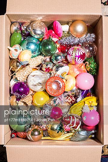 Weihnachtskugeln - p1177m1159716 von Philip Frowein
