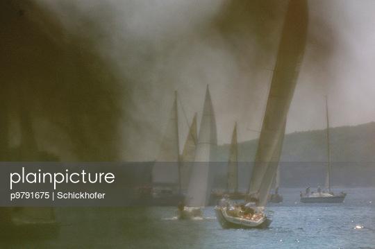 Segelboote - p9791675 von Schickhofer