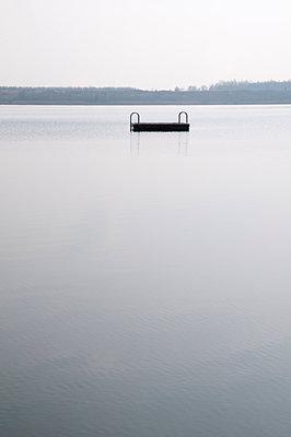 Bathing lake - p171m901051 by Rolau