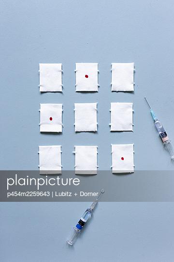 Status of vaccination - p454m2259643 by Lubitz + Dorner