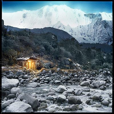 Nepalese - p1007m710545 by Tilby Vattard