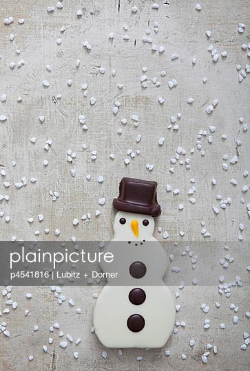 Sweet snowman - p4541816 by Lubitz + Dorner