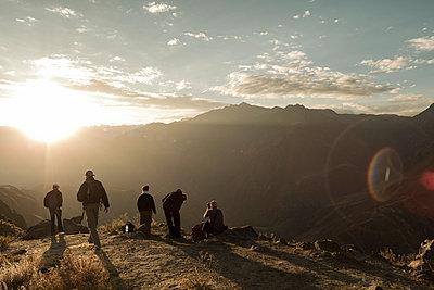 Colca Canyon - p1202m1061288 von Jörg Schwalfenberg