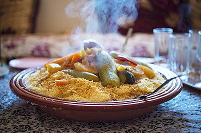 Moroccan cuisine - p1167m2269973 by Maria Schiffer