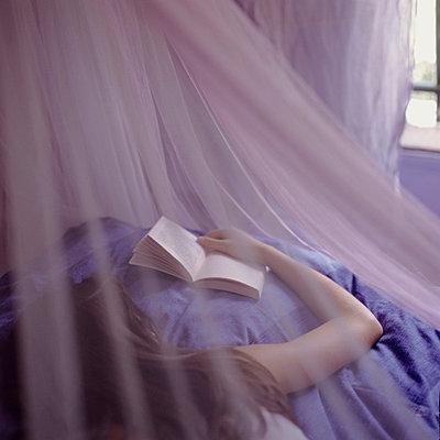 Sleeping - p9150128 by Michel Monteaux