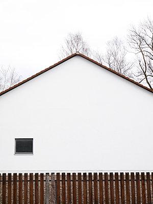Hausfassade - p1021m1296622 von MORA