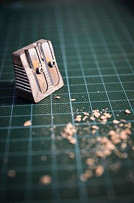 Pencil sharpener - p1073m917814 by Benjamin Schmid