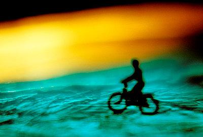 Bike riding - p2250029 by Stefanie Holthaus