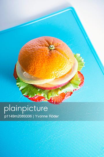 Veggie Burger - p1149m2089336 by Yvonne Röder