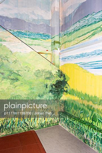 Wandgemälde - p1177m1159706 von Philip Frowein