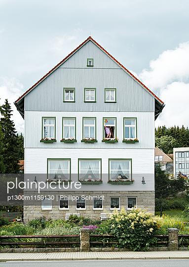 Die rosarote Putzfrau - p1300m1159130 von Philipp Schmidt