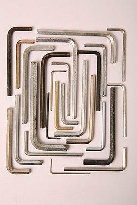 Inbusschlüssel - p1650882 von Andrea Schoenrock