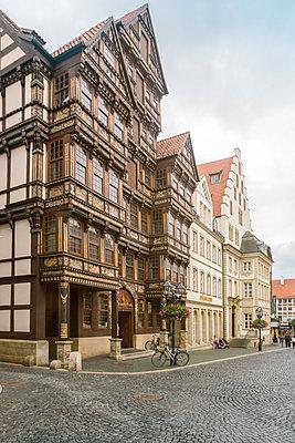Knochenhaueramtshaus, Hildesheim - p1332m1488581 von Tamboly