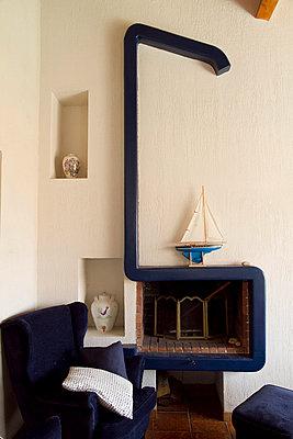 Seventies Interior Design - p969m856975 by Alix Marie